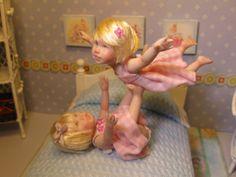 Dolls by Carol McBride