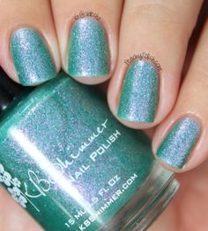 Teal Another Tail - KBShimmer