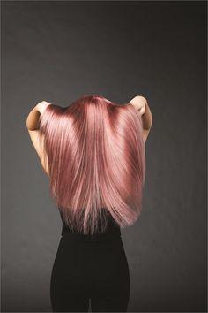 Bold Rose: Rose Gold Color Formula from Kenra - Hair Color - Modern Salon