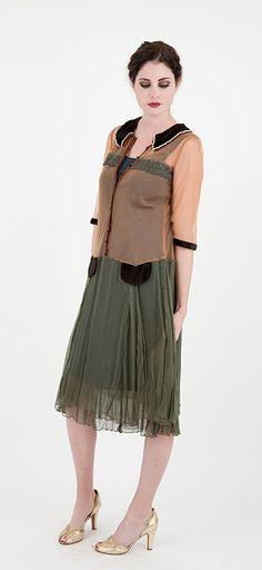 Nataya 169 Chic Vintage Gal Dress