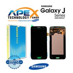 Samsung Galaxy Lcd Black Display Spare Parts Samsung J500, Samsung Galaxy, Display Screen, Spare Parts, Galaxies, Packing, Touch, Technology, Writing