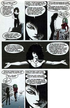 Neil Gaiman. Death.