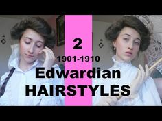 Psyche Knot Is A Womans Hairdo In Which A Knot Or Coil Of Hair - Gibson girl hairstyle youtube