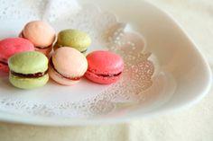 Macarons: Los pastelitos de moda