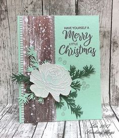 Mint Wishes Limited Edition Holiday Card Kit