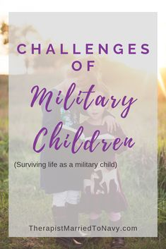 April is observed to celebrate military children. Military children play an important role in the armed forces community. Most schools in Florida have special events and wear purple to honor our military children. These efforts stress the importance of providing support to our military children and military life.
