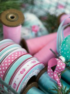 Lovely ribbons! New GreenGate Autumn/Winter 2012-2013