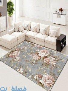 موديلات سجاد تركي مودرن بأنواع مختلفة Living Room Carpet Rugs On Carpet Room Carpet