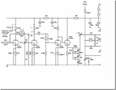 Pin by r on AFD SIR Guitar Amplifier Circuits and Mods in