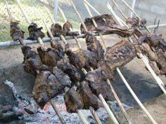 Carne en vara, lo mejor del llano venezolano Grills, Meat, Food, Frases, Venezuela, Dawn, Meals, Sweetie Belle, Essen