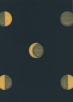 moon-crescents-navy-ink