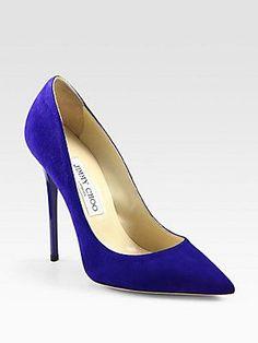 Zapatos Jimmy Choo Azules