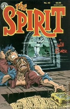 The Spirit Issue #43