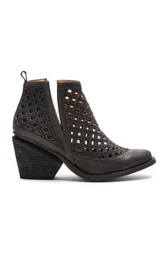 Jeffrey Campbell Obsess Booties in Black