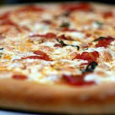 Glutenfri pizzabun
