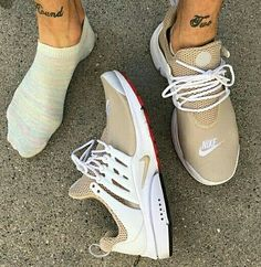 Nike Air Presto id Sneakers Shoes, Sneakers Mode, Men's Shoes, Shoe Boots, Sneakers Fashion, Nike Presto, Basket Originale, Cute Shoes, Me Too Shoes