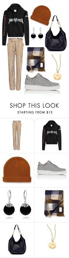 """Untitled #137"" by claraxschmidt on Polyvore featuring Fendi, Vetements, NIKE, Bling Jewelry, Avoca and Astley Clarke"