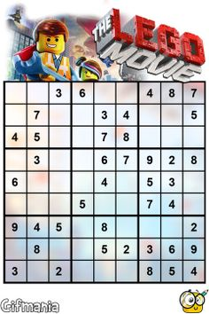 Lego Sudoku activity page Sudoku Puzzles, Teaching Schools, Team Building Events, Brain Gym, Kids Zone, Mind Games, Activity Sheets, Legos, Diy And Crafts