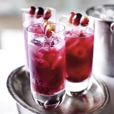 Sicilian Summer: With Rum, grape juice and sparkling lemon, what's not to love about this summery cocktail. Find the recipe here: http://www.waitrose.com/content/waitrose/en/home/recipes/recipe_directory/s/sicilian_summer.html