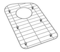 "Elkay GOBG1118SS 11"" x 17-11/16"" Stainless Steel Sink Basin Grid Stainless Steel Accessory Basin Rack"