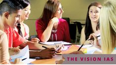 THE #VISION #IAS is well established and one of the best Institute for #HAS #coaching in #Chandigarh. We have a dedicated and enthusiastic team of young talented teachers who are committed to spread the matrix of education to all who desire.