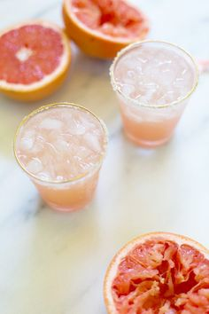 Learn how to make a Salty Dog Cocktail with this easy recipe! It's fast, simple, and a perfect refreshing summer cocktail. This is a great one to pre-mix for parties, showers, outdoor weddings, barbeques, and lots more. The refreshing grapefruit is a perfect complement to the salted rim. Refreshing Summer Cocktails, Easy Cocktails, Cocktail Recipes, Salty Dog Cocktail Recipe, Summer Dog, Drinks Alcohol Recipes, Alcoholic Drinks