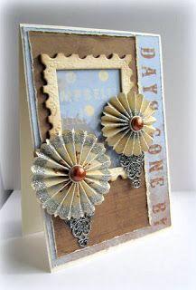 Riddersholm Design: Days gone by card