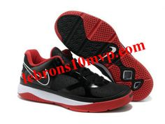 half off 551d0 6f4be Nike Zoom Lebron 8(IIX) Low Shoes Black Red White