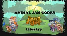 Animal Jam WORKING Codes 2014, Liberty
