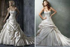 best wedding dresses for plus size brides - Google Search