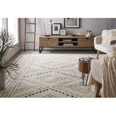Living Room Area Rugs, Living Room Carpet, Living Room Decor, Living Rooms, Dining Room Area Rug Ideas, Kitchen Area Rugs, Inexpensive Rugs, Grey Rugs, Beige Area Rugs
