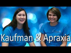 Nancy Kaufman Speech Therapy technique for Apraxia - Podcast #5 - YouTube