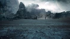 matte painting - Google Search
