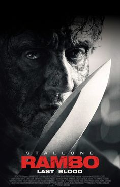 Rambo: Last Blood [Trailer + Poster] Sylvester Stallone, John Rambo, Happpy Birthday, Cinema Movies, All About Time, Blood, Actors, Artist, Theatre