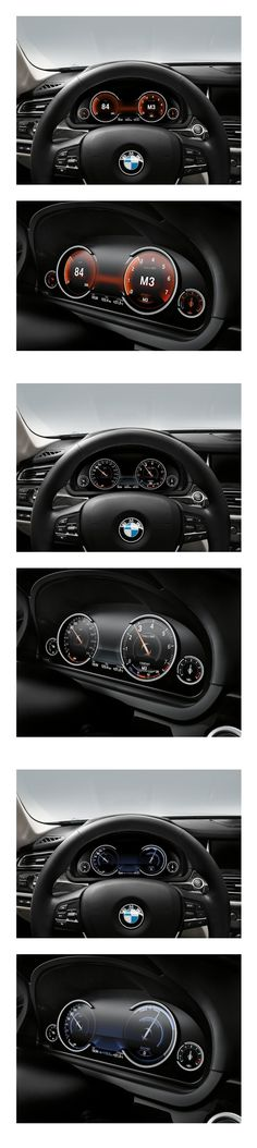 Amazing upcoming UI for the 2013 BMW 7-series