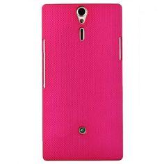 Simple style hard case telefoon hoesje Sony Xperia S - PhoneGeek.nl