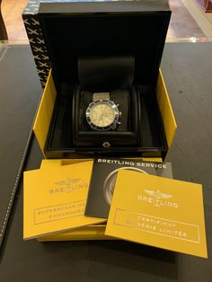 Breitling SuperOcean Heritage (D+P - Spiegelgracht Juweliers Breitling Superocean Heritage, Amsterdam Shopping, Breitling Watches, Vintage Watches For Men, Best Model, Luxury Watches, Michael Kors Watch, Life, Recipes