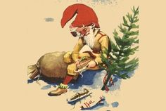 The Julenisse: Scandinavian Christmas fairy