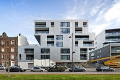 awesome 65 Housing Units in Le Havre | Philippe Dubus Architectes Check more at http://www.arch2o.com/65-housing-units-le-havre-philippe-dubus-architectes/