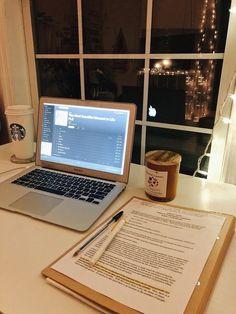 Study Desk, Study Space, Study Areas, Study Room Decor, Uni Life, Study Organization, School Study Tips, Study Hard, Studyblr