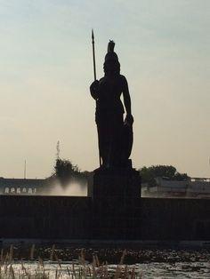 La mujer mas hermosa de Guadalajara! La Minerva