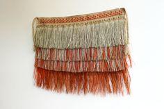 Hieke by Birgit Moffatt Flax Weaving, Weaving Art, Hand Weaving, Abstract Sculpture, Bronze Sculpture, Wood Sculpture, Tablet Weaving Patterns, Maori Designs, Nz Art