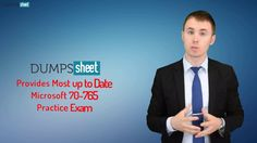 70-765 Exam Dumps - Valid Microsoft MCSA 70-765 Exam Questions Latest 2017