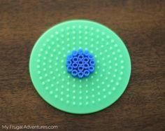 How to make a perler bead headphone case