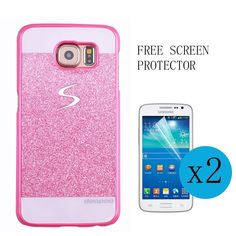 The Beauty Pirate: Almost free case & screen protectors for Samsung Galaxy S6 via Amazon