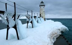 Manistee Lighthouse, Michigan