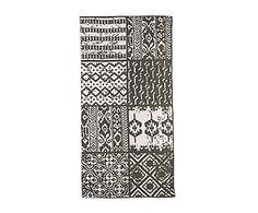 Alfombra de algodón Medina Allison - 120x60 cm