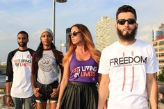 Introducing the brand-new #Freedom and #Vintage collections from #NeoDaviso for #Fall2013, for men and women. Available on www.NeoDaviso.com. #MensStyle #WomensStyle #fashion #photography #photog #streetwear #streetstyle #Philly Casual Wear For Men, Men And Women, Streetwear, Freedom, Fashion Photography, Brand New, Collections, Street Style, Lifestyle