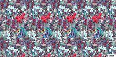 Estampa do dia Nanete Têxtil Coleção DigiPrint #estampa #estamparia #malha #print #tendência #nanete #fashion #têxtil #moda #digiprint
