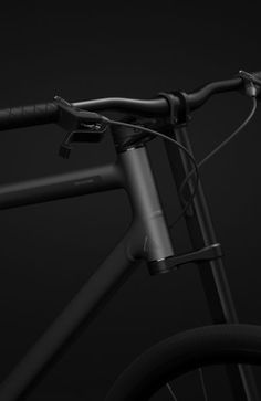 Check this out on leManoosh.com: #Asymmetrical #Bicycle #Black #Huge Design #Logo #Material Break #piston #Screw #Structure #Tube